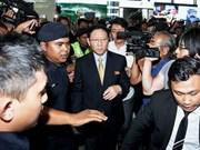 马来西亚和朝鲜互逐大使