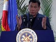 菲律宾总统罗德里戈•杜特尔特:菲律宾与越南应进一步加强各个领域上的合作