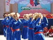 """越南清化省""""春谱舞蹈""""被列入国家级非物质文化遗产名录"""