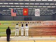 2017年香港国际柔道公开赛:越南队获8枚奖牌