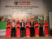越南与澳大利亚扩大肉牛奶牛养殖业合作