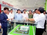 越南政府副总理王廷惠:充分发挥芹苴市越韩科技孵化器的作用