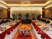 老挝国会主席巴妮·雅陶都对胡志明市进行访问