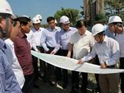 郑廷勇副总理:力争将忠良-美顺高速公路项目提前一年竣工通车