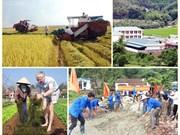 北江省出资2200亿越盾推进新农村建设