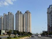 今年1月流入越南房地产市场的外资上升  胡志明市位居第一