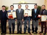 越南祖国阵线中央委员会高度评价旅居德国越南人的贡献