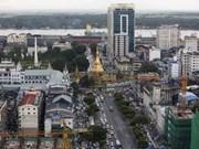 缅甸发生5.8级地震造成24人受伤