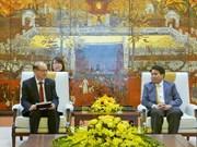 河内市欢迎越南韩国商会在该市兴建总部