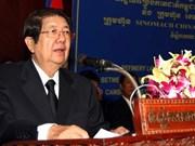 柬埔寨副首相索安病逝