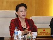 国会常委会委员就《技术转让法》(修正案)展开讨论