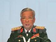 越南与新西兰继续加强维和合作