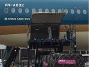 空中客车公司与越南航空公司向河内肾脏病医院赠送肾透析设备