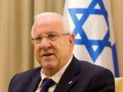 以色列总统鲁文•里夫林:越以应本着创新精神推动两国关系向前发展