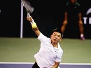 2017年日本男网F2未来赛:李黄南晋级男单1/4决赛