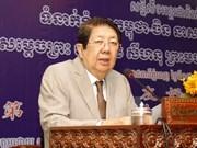 柬埔寨副首相宾成兼任内阁协理大臣一职