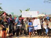 """""""为湄公河农民节药农业用水""""国际研讨会在柬埔寨金边举行"""