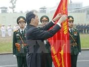 国家主席陈大光出席特工兵种成立50周年纪念仪式