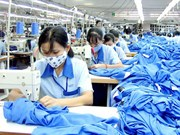 美国仍是越南纺织品服装最大出口国
