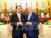 陈大光主席:越以双边合作将迈入新发展阶段