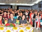 旅居中国澳门越南妇女努力发扬越南妇女传统美德