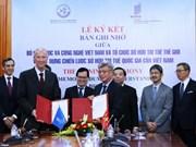 世界知识产权组织将协助越南制定《国家知识产权战略》