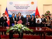 越柬加强劳动合作