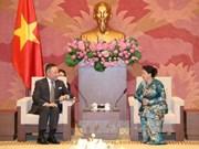 捷克驻越大使:努力促进越捷两国在各个领域上的合作关系