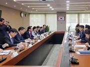越南韩国加强劳务合作