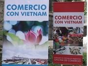 阿根廷企业希望寻找并与越南贸易投资伙伴建立合作关系