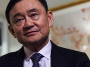 泰国政府向前总理他信追缴170亿泰铢的税款和罚金