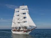黎贵惇286号帆船即将访问中国、菲律宾和文莱三国