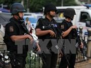 菲律宾手榴弹爆炸 已致4死23伤