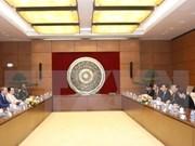 发挥青年国会代表在法语国家议会联盟的作用