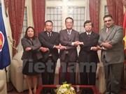 越南积极促进东盟与南美国家的合作关系