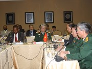 越南与南非第二次防务政策对话在南非举行