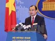 越南反对中国台湾在越南长沙群岛巴平岛的侵权行为