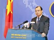 外交部发言人黎海平:有关各方需尊重越南主权