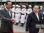 泰国与柬埔寨拟设立两国国防部间的热线