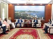 广宁省与俄罗斯伊尔库茨克州间的合作与双方潜力和优势仍有待挖掘