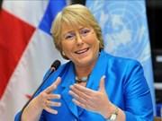 智利总统重申坚持推进《跨太平洋伙伴关系协定》落到实处