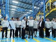 越南成功现代汽车公司与韩国现代汽车集团达成合作