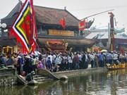 越南南定省神光寺成为国家级特殊遗迹
