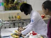 胡志明市1号儿童医院成功实施世界第5例先天性心脏畸形手术