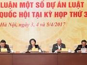 阮氏金银主持召开专职国会代表会议