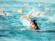 越南2017年铁人三项比赛将于5月在岘港市举行