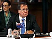 新西兰与新加坡力争成为亚太区域国家融合的典范