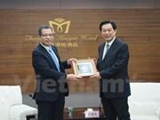 越南各地与中国河北省之间的合作空间广阔