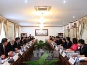 越南与老挝国家主席办公厅进一步深化合作