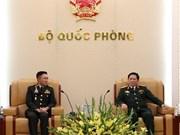 防务合作成为越泰战略伙伴关系的重要支柱